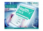 Senior Citizen Health Check-up Packages at Aruna Scan and Diagnostics