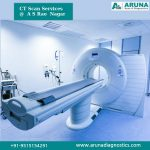 CT Scan Imaging Services at Aruna Scan and Diagnostics
