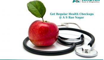 Health Check ups at Aruna Scan & Diagnostics