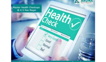 Health Checkup packages in Aruna Scan & Diagnostics