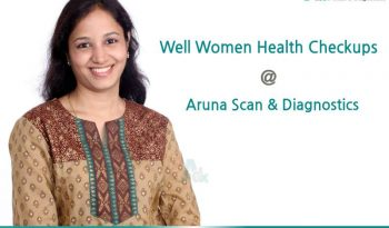 Well women health check up packages at Aruna Diagnostics