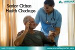 Senior Citizen Health Checkup in AS Rao Nagar