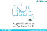 Diagnostic Services for All Aged Group People